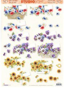 003 Klippark med blommor